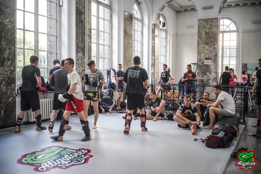 Otwarty Nabór do sekcji BJJ, MT, MMA, ZAPASÓW I BOKSU Aligatores FC od 23.09 do 04.10