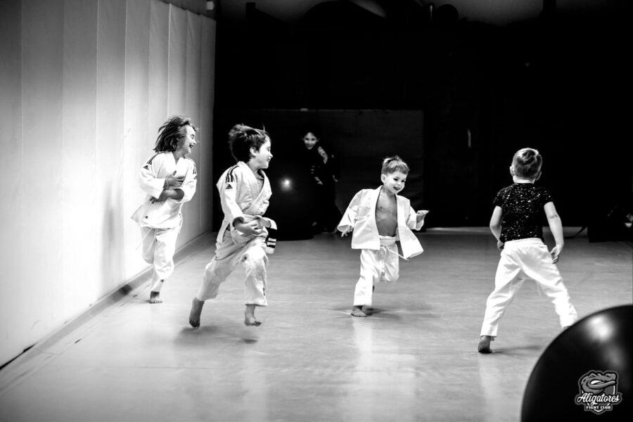 Dlaczego zapiszę swoje dziecko na jiu jitsu?